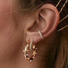 Amethyst Stud Earrings, Amethyst & Rose Quartz Lotus Flower Jewelry, Rough Rose Quartz Amethyst Crystal and Silver, Pisces Taurus Zodiac - Fine Jewelry Ideas - - Ear Jewelry, Cute Jewelry, Bridal Jewelry, Jewelry Accessories, Jewelry Ideas, Flower Jewelry, Jewelry Making, Jewelry Art, Jewelry Frames