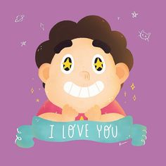 Steven loves you! 💖💖💖💖💖💖💖 . . #stevenuniverse #fanart #illustration_best #illustrationartists #illustrator #illustration_best #instadrawing #illustration #ilustracion #ilustracao #drawing #desenho #universe #digitalart #digital #instacute #instaart #instaartist #space #watercolorclub #character #artist #painting #aquarela #cartoon #childrenswritersguild #cartoonnetwork #childrensillustration #steven #children