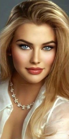 Most Beautiful Faces, Stunning Eyes, Beautiful Lips, Beautiful Girl Image, Gorgeous Women, Beauté Blonde, Hot Blonde Girls, Blonde Beauty, Beauty Full Girl