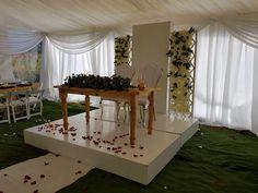 Jabu & Thabani's Gorgeous Zulu Wedding - South African Wedding Blog Wedding Tips, Wedding Blog, Wedding Day, Zulu Wedding, Traditional Wedding Decor, South African Weddings, Wedding Decorations, Table Decorations, Print Magazine