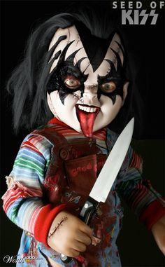 Chucky Seed of Kiss