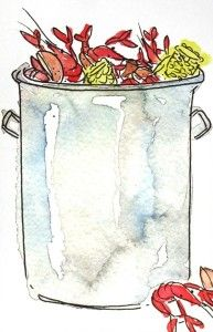 Crawfish Boil Party Invitation PRINTABLE Digital File on Etsy