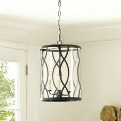 Lara 4-Light Pendant from Ballard Designs. For Breakfast nook. $299