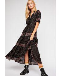 0735df111c Free People - Rare Feelings Maxi Dress - Lyst Fashion Wear