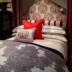 Legacy Lines showroom at high Point Market; photo taken by Taylor & Taylor Designs, Inc.