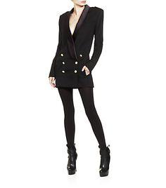 Balmain double-brested tuxedo - absolutely fabulous!!!!!
