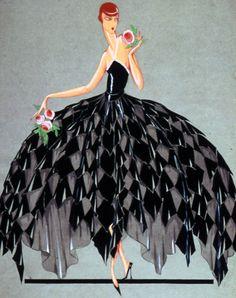 Lanvin fête son 125ème anniversaire http://www.vogue.fr/mode/news-mode/diaporama/lanvin-fete-son-125eme-anniversaire/17092