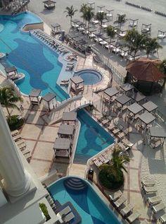 Loved this room!  Hyatt Zilara, Cancun