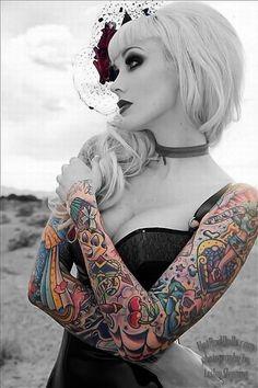 17 ideas for tattoo girl models pin up rockabilly style - 17 ideas for tattoo . - 17 ideas for tattoo girl models pin up rockabilly style – 17 ideas for tattoo girl models pin up - Sexy Tattoos For Girls, Tattoo Designs For Girls, Tattoo Girls, Inked Girls, Girl Tattoos, Tatoos, Classy Tattoos, Men Tattoos, Tatto Designs