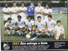 Vice campeão de 1983  Onde tudo começou!