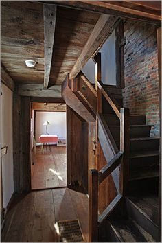 colonial farmhouse hallway doorway - Google Search