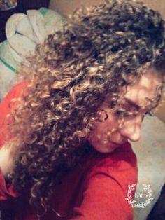 Natural curly hair #curlyhair # curly #hair #beyourself #