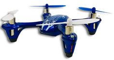 Hubsan-X4-H107L-Royal-Blue-H107-LED-with-Bonus-Propeller-Rotor-Protection-Guard-(As-shown)