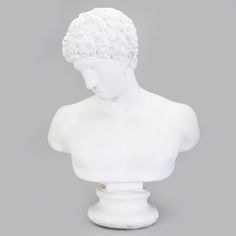Busto de Hermes do sec.19th em gesso, 46cm de altura, 2,370 USD / 2,120 EUROS / 8,710 REAIS / 15,410 CHINESE YUAN soulcariocantiques.tictail.com