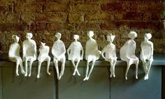 Esma Paçal Turam ( paper and silicone ) 1963 Born in Istanbul. 1987 Graduating from the U...