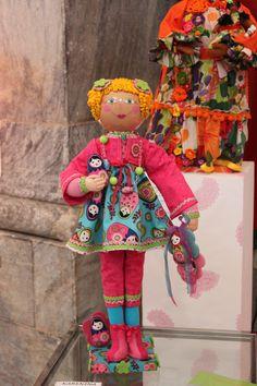 Karenina - Art Doll created by Alexandra Graça