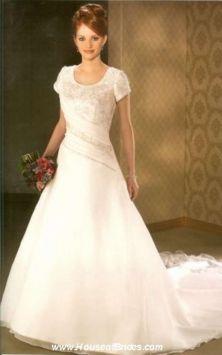 Bonny 2719 Wedding Dress $335