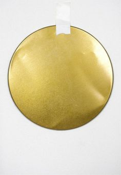 Gold pattern #badge
