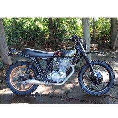 YAMAHA SR 500 VMX #bratstyle #sr500 #vmx