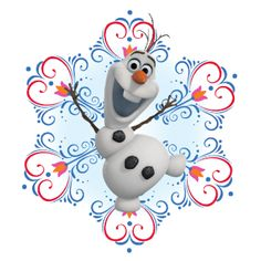 Disney Frozen Olaf, Frozen Clips, Frozen Party, Xmas Crafts, Craft Patterns, Snowman, Mickey Mouse, Clip Art, Disney Characters