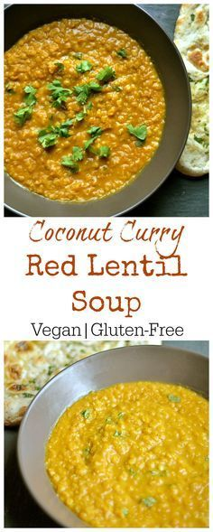 Delicious and flavorful lentil soup that is ready in 15 minutes! My kids' favorite soup!