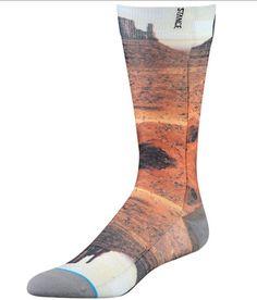 Stance DWADE ARIZONA Crew Socks Sz L//XL