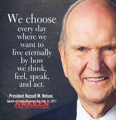 Russell M. Nelson - Jesus Quote - Christian Quote - Russell M. Nelson The post Russell M. Nelson appeared first on Gag Dad. Jesus Christ Quotes, Gospel Quotes, Mormon Quotes, Lds Quotes, Uplifting Quotes, Religious Quotes, Great Quotes, Inspirational Quotes, Leadership Quotes