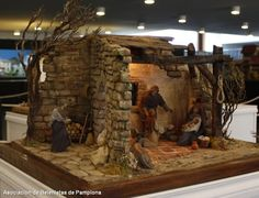 1 million+ Stunning Free Images to Use Anywhere Fontanini Nativity, Christmas Nativity Scene, Nativity Crafts, Christmas Wood, Christmas Crafts, Christmas Ornaments, Nativity Scenes, Christmas Houses, Christmas Villages