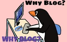Why Blog? Can it Save Your Life? — happymeerkatreviews – UndeniablySara