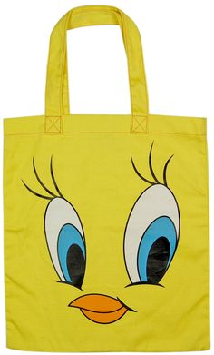 Tweety Bag. Tote Shopper Bag