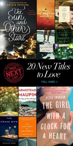 """Don't know if they're worth reading, but apparently they are """"the february must-read list""""."""