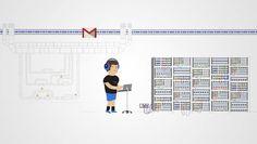 A História do Enviar, do Google, explica qual é o caminho percorrido pelo seu email http://bbus.biz/t/110185
