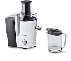 Bosch Juicer Extractor White/Anthracite 700 Watt NEW Juice Extractor, Shop Window Displays, Rice Cooker, Aluminium, Soap Dispenser, Chefs, Home And Garden, Kitchen Appliances, Products