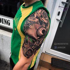 Made in studio @lakimii_stuttgart  #vladimirdrozdov#drozdovtattoo#tattooinstartmag#tattoostyle#chicano#tattooart#blackandgrey#tattoolife#inkkaddicted#inkdollz#tattooed#style#sleevetattoo#tattoozlife#instatattoo#sullen#tattoos#lowridertattoostudios#goodfellastattio#ink_life#inkeeze#minddlowingtattoos#lifestyletattoo#worldtattoo#tattoos_of_instagram#inkjunkeyz#ru_tattoo#inknationofficial#drozdov_ink