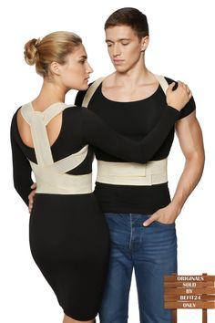 Oppo Medical Elastic Unisex Posture Aid / Clavicle Brace
