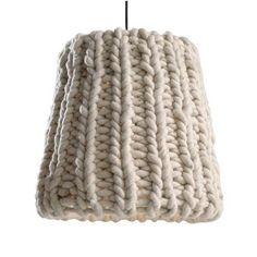 Abat-jour en laine Granny- Casamania