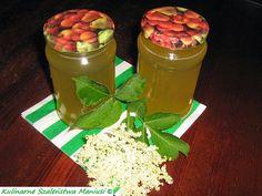 Sok z kwiatu bzu :-) - Kulinarna Maniusia - blog kulinarny