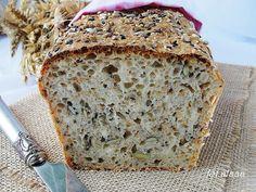 Ala piecze i gotuje: Chleb wieloziarnisty na krupczatce