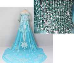 Hey, I found this really awesome Etsy listing at https://www.etsy.com/listing/187758690/frozen-snow-queen-elsa-fancy-dress