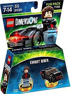 Warner Bros Lego Dimensions Knight Rider Fun Pack