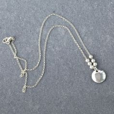 Silva Necklace Pearl Necklace, Pendant Necklace, Label, Pearls, Silver, Collection, Jewelry, String Of Pearls, Jewlery