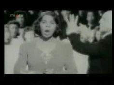 """Marian Anderson """"Ave Maria"""" by Schubert. Such tender intonation and emotion."""