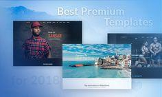 25 Best Premium Templates to Launch Websites Code-free