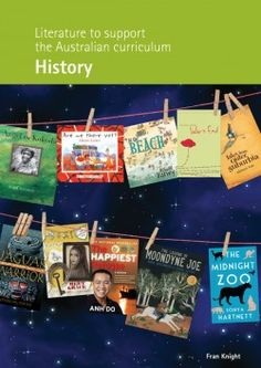 Literature to support the Australian curriculum: History image