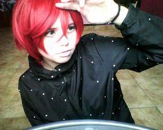 Rin  Matsuoka of Free ! Make up