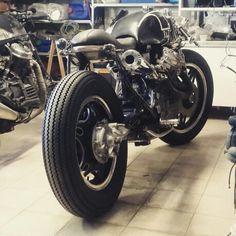Honda cx cafe racer