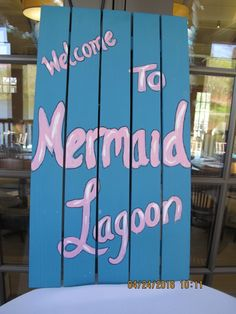 Destination Wedding Blog — Personal Touch Experience bridal shower, under the sea, mermaid, mermaid bride, mermaid bridal shower, under the sea shower for the bride to be, unique shower ideas, best bridal shower, best shower ideas, event signage