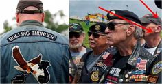 "Motorcyclists from across the nation flooded Washington, D.C., for the annual Memorial Day weekend tradition known as Rolling Thunder. The ride started decades ago with the ""never forget"" mantra after Vietnam veterans returned home to protesters who jeered them in the streets. Veterans getting ready to roll were shocked when President Donald Trump's right-hand man showed up donning leathers, and you'll love what happened next."