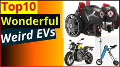 Electric Vehicle, Electric Cars, Automobile, Weird, Car, Autos, Cars