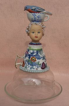 Dressed for the Table a Doll by LaVera on Etsy, $95.00